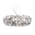 **Hanglamp Clizia 78cm fumé
