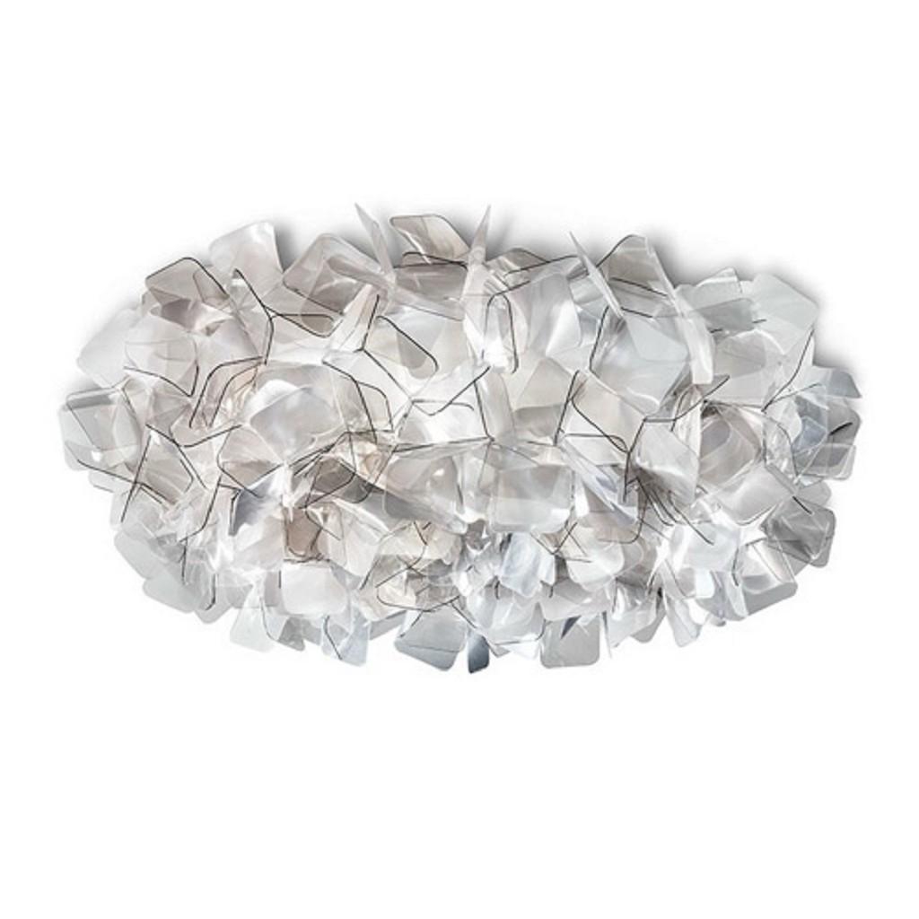 Plafondlamp Clizia 53cm fumé