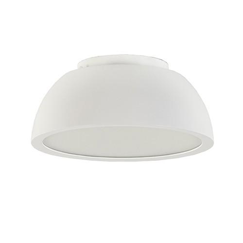 Plafondlamp kom wit 34cm