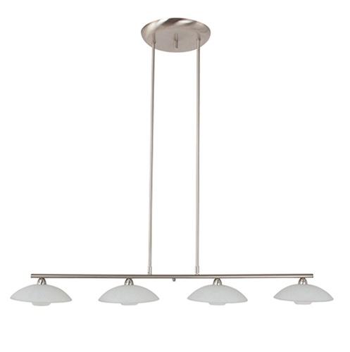 LED eettafelhanglamp Monarch staal