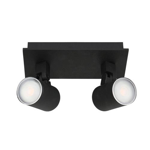 Scandinavische plafondspot inclusief dim to wam LED
