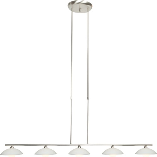 Moderne hanglamp Aleppo nikkel 5508ST