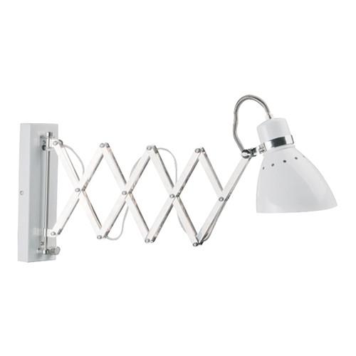 Trek wandlamp Spring wit 6290W