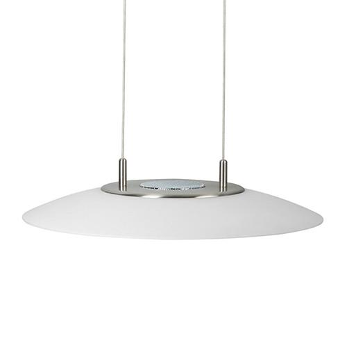 *Moderne hanglamp Strike Glas 6935ST