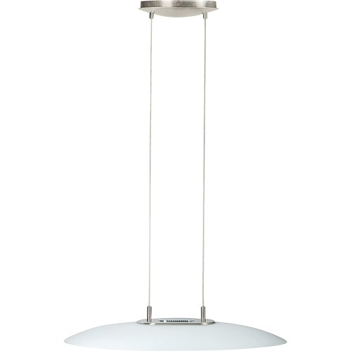 *Moderne hanglamp Strike Glas 6936ST