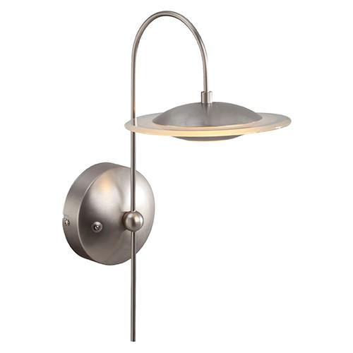 **Moderne wandlamp staal LED Zelena