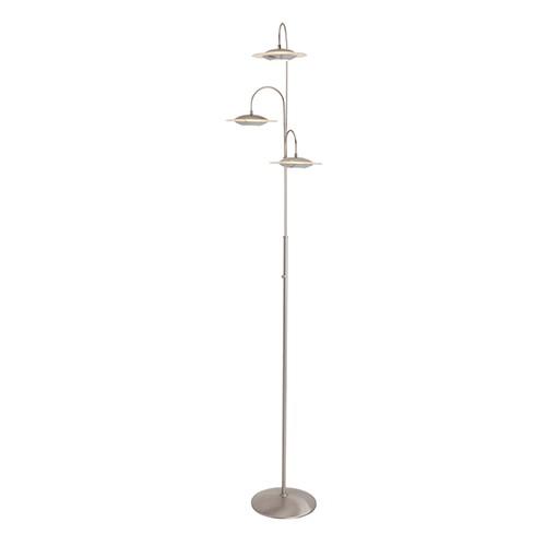 Moderne vloerlamp LED Zelena staal