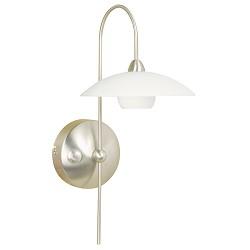 Wandlamp Aleppo nikkel 2929 ST dimbaar