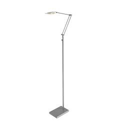 Moderne staande lamp LED verstelbaar