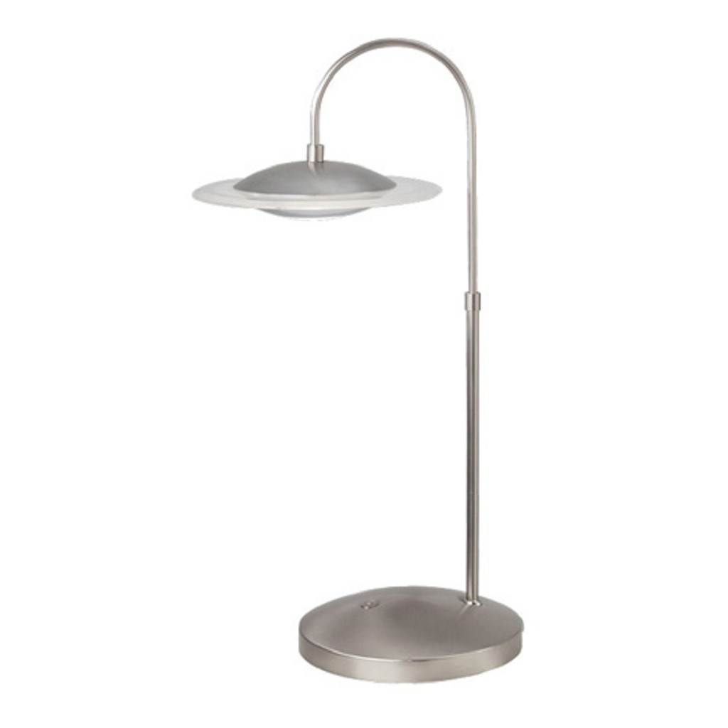 Tafellamp LED Zelena staal dimbaar
