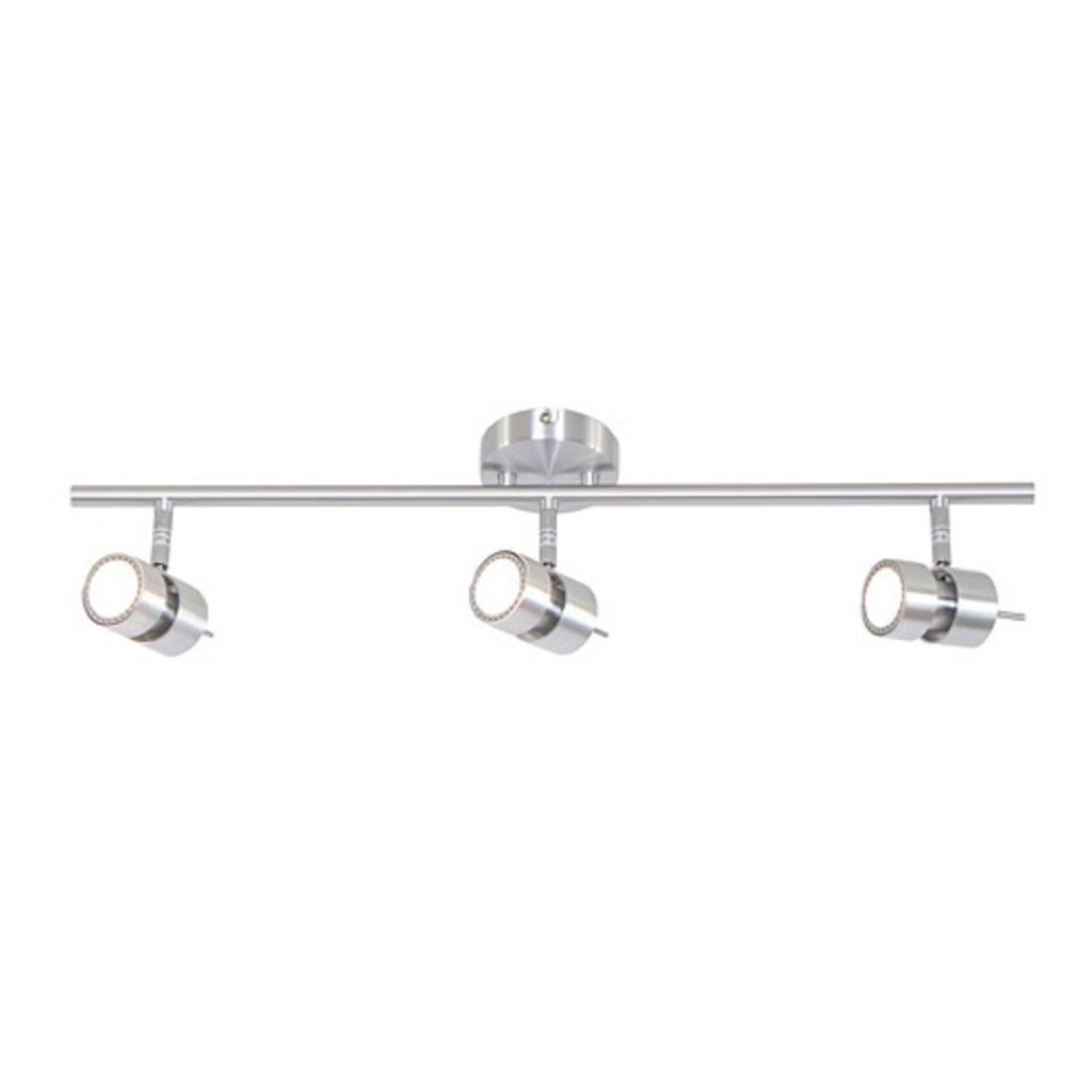 Plafondspot Natasja LED aluminium 3-L