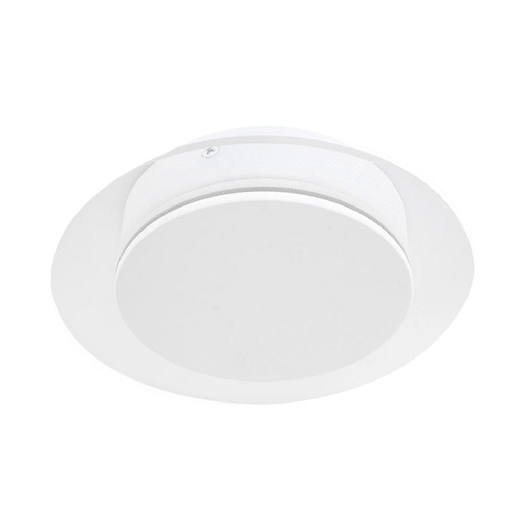 Wand-/plafondlamp Lido wit indirect