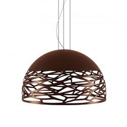 Hanglamp Kelly Dome 80 brons