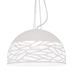 **Kelly witte design hanglamp groot