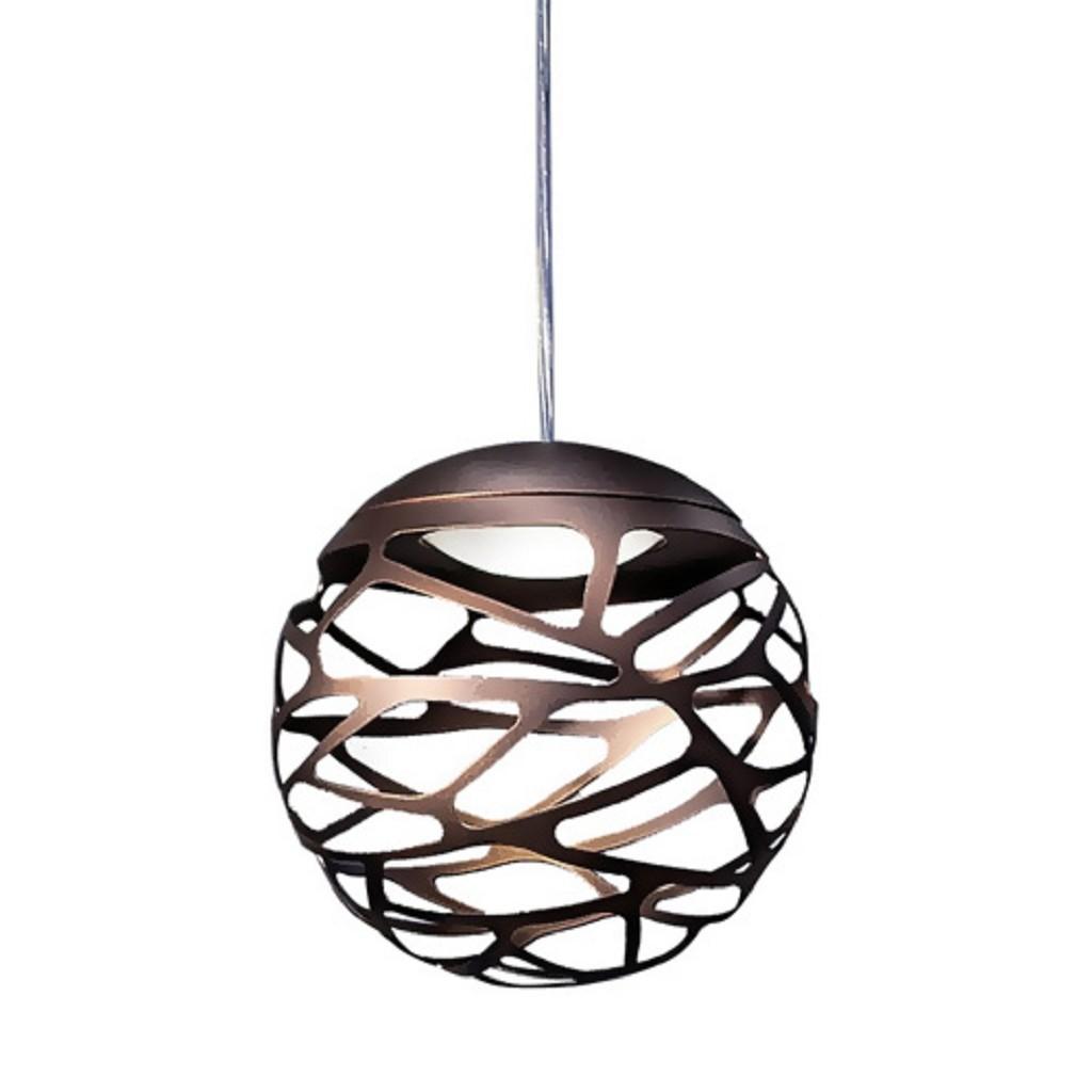 Hangl. Kelly Sphere brons 18cm+rozet