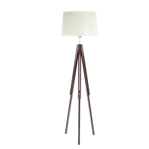 Klassieke vloerlamp driepoot Lorenzo