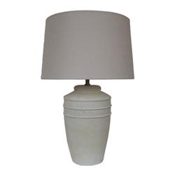 Klassieke vaaslamp woon/slaapkamer