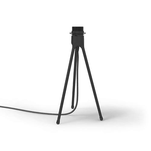 Vita tafellamp driepoot zwart