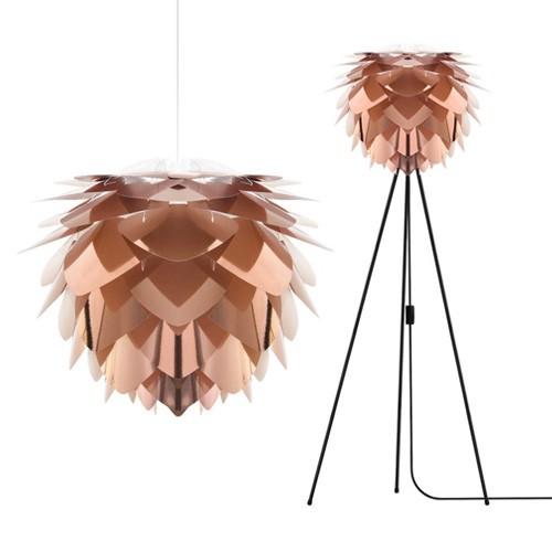 Trendy koper hanglamp Silvia keuken