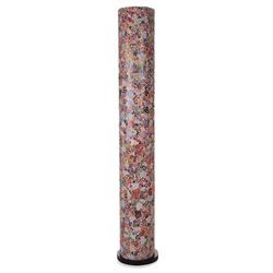 Vloerlamp zuil mozaiek glas multicolor 200 cm