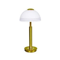 Klassieke tafellamp messing woonkamer