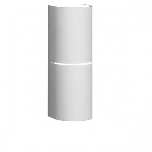 Wandlamp modern wit keuken-slaapkamer | Straluma