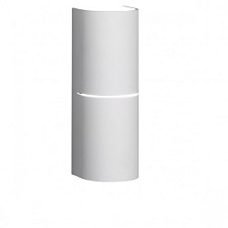 Wandlamp modern wit keuken-slaapkamer