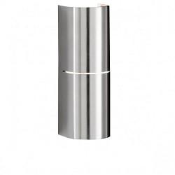 *Wandlamp nikkel mat modern keuken