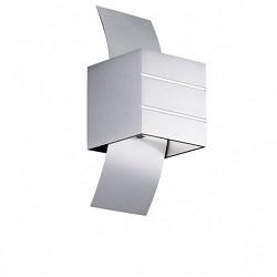 *Moderne wandlamp aluminium hal-keuken