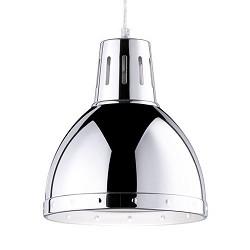 *Hanglamp klein chroom modern