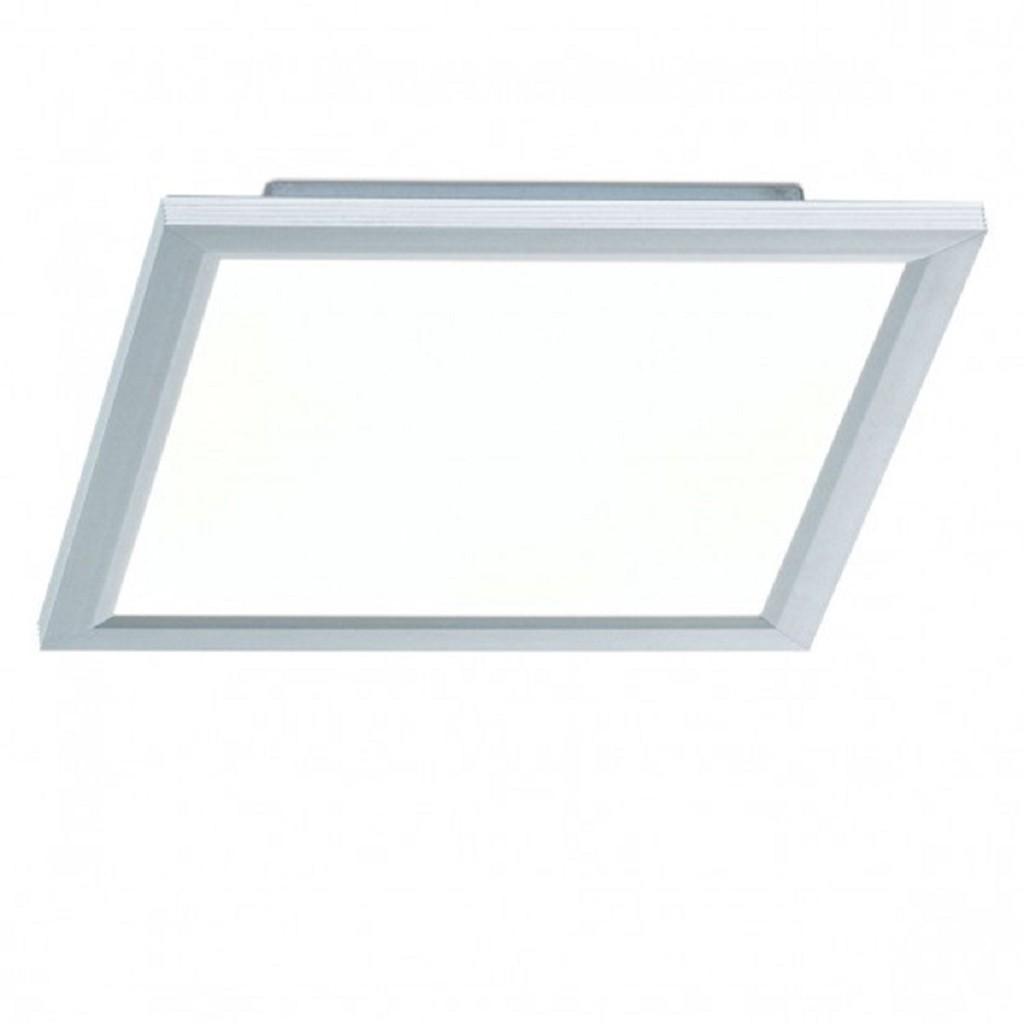 Plafonnière LED modern afstandsbedien.