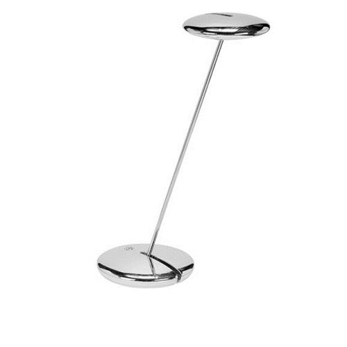 LED bureaulamp chroom verstelbaar Disc