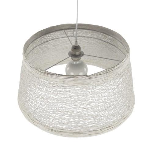 *Hanglamp draad white eettafel-keuken