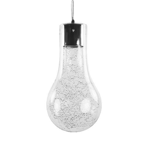 *Moderne hanglamp gloeilamp metaaldraad