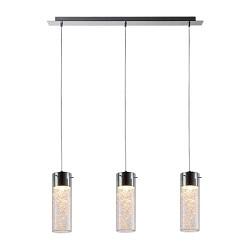 *Aanbieding moderne hanglamp glas 3-l