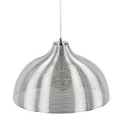 *Moderne hanglamp draad chroom-zilver