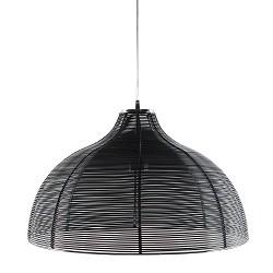 *Draad hanglamp zwart modern keuken