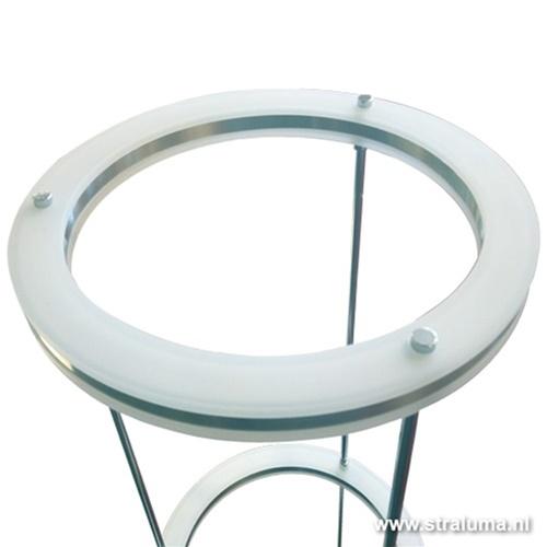 Design vloerlamp LED met dimmer