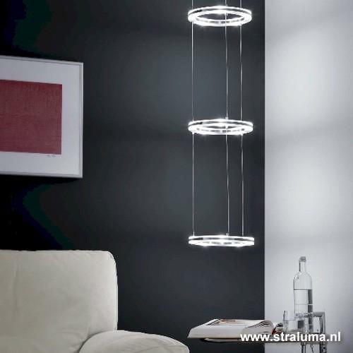design hanglamp led woon slaapkamer hal straluma