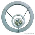 **Design vloerlamp LED met dimmer
