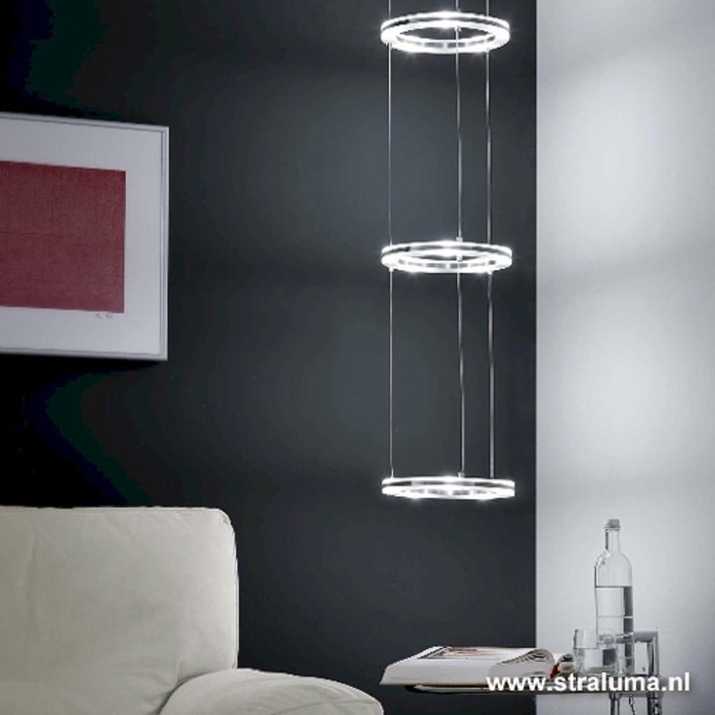Design hanglamp LED woon-slaapkamer-hal