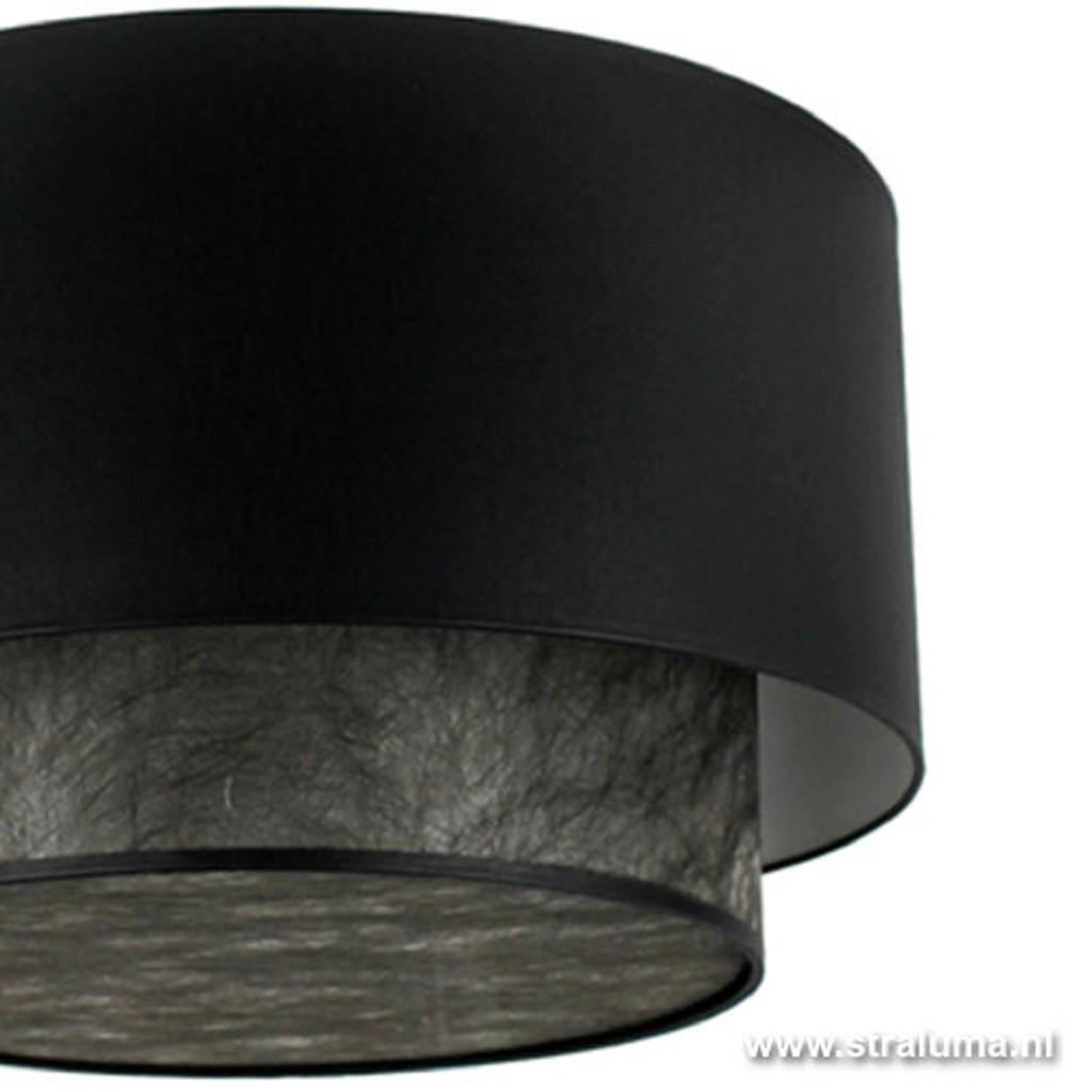 Plafondlamp lampenkap pyramide 35 cm