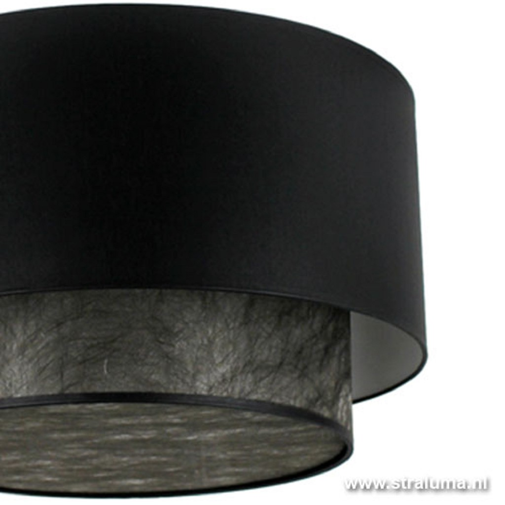 Plafondlamp lampenkap pyramide 45 cm