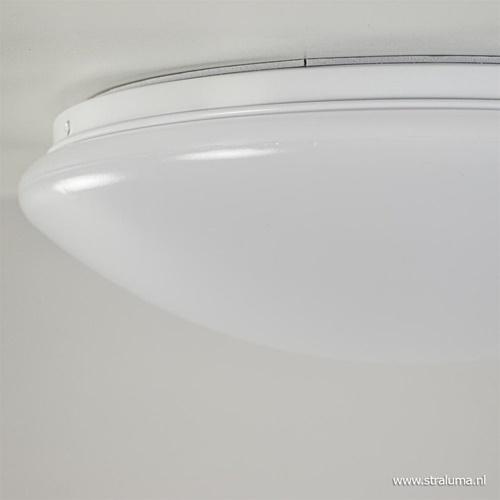 Plafonnière Fakir LED kunststof 3000K IP44