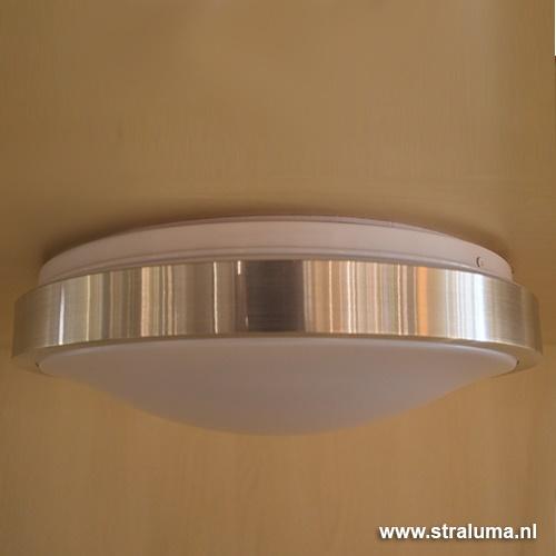 LED plafonnière badkamer kunststof IP44