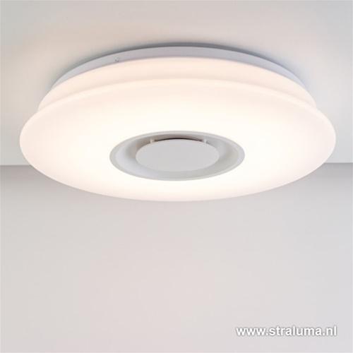 Aanbieding Led plafondlamp met speaker