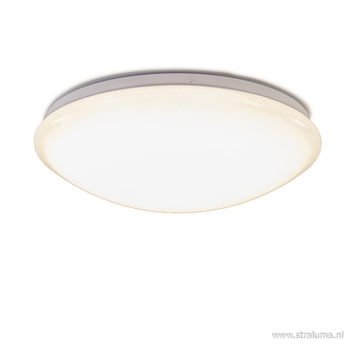 Kunststof LED plafonnière-badkamerlamp