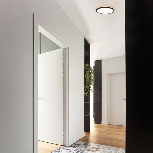 Ronde plafondlamp LED met 3-standen dim functie
