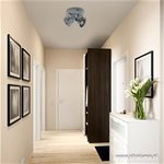 Betonlook opbouwspot LED verstelbaar