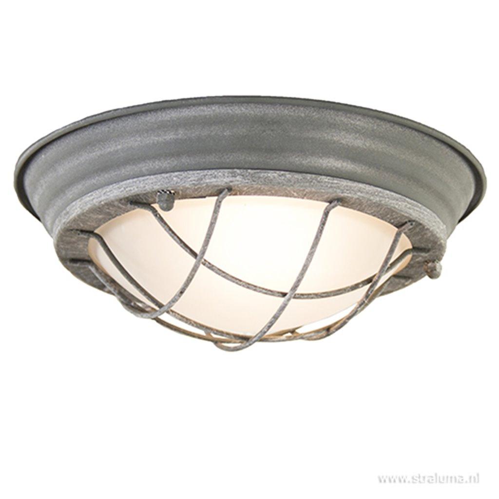 Typhoon plafondlamp rooster beton